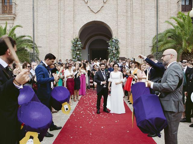 La boda de Belén y Alejandro en Murcia, Murcia 6