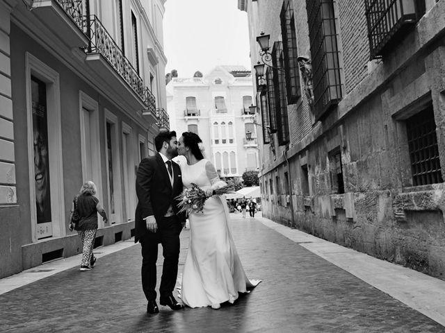 La boda de Belén y Alejandro en Murcia, Murcia 7