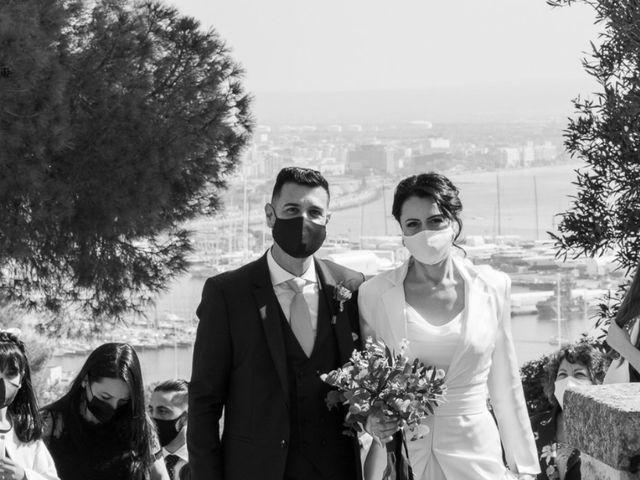 La boda de Miguel y Cristina en Palma De Mallorca, Islas Baleares 1