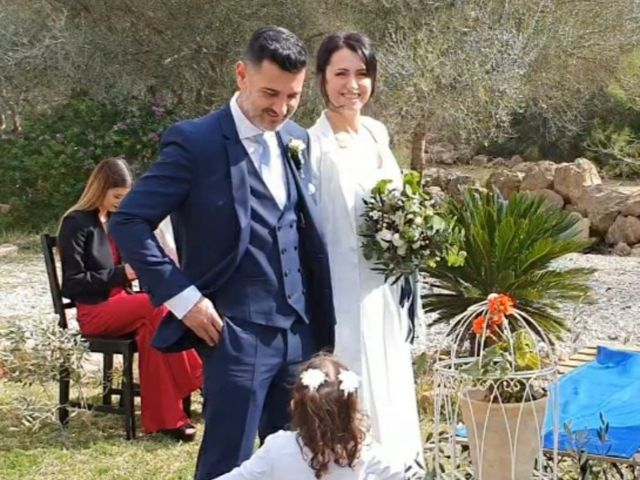 La boda de Miguel y Cristina en Palma De Mallorca, Islas Baleares 9