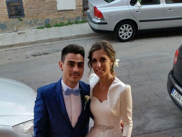 La boda de Ismael y Maria en Riba-roja De Túria, Valencia 1