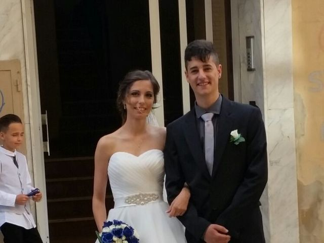 La boda de Ismael y Maria en Riba-roja De Túria, Valencia 4