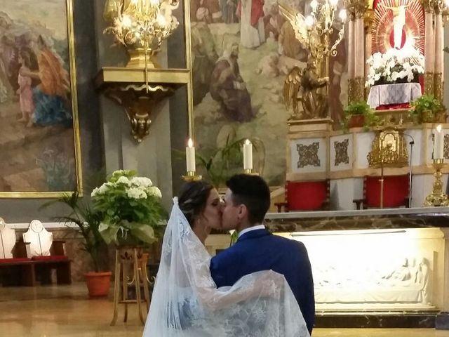 La boda de Ismael y Maria en Riba-roja De Túria, Valencia 7
