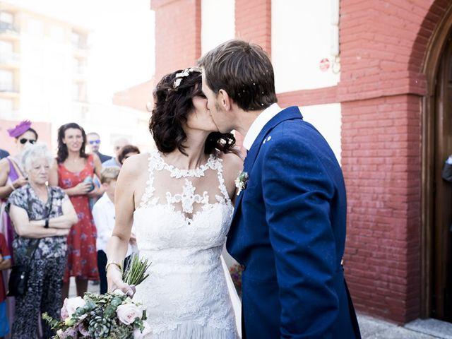La boda de Álvaro y Elisa en León, León 18