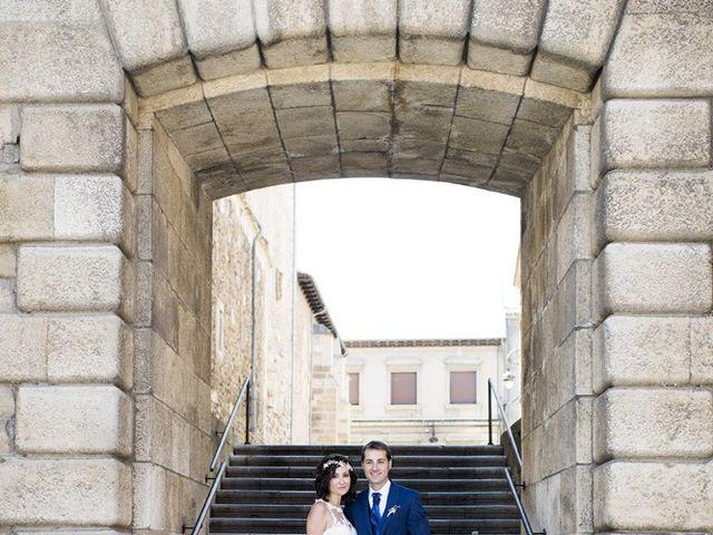 La boda de Álvaro y Elisa en León, León 22