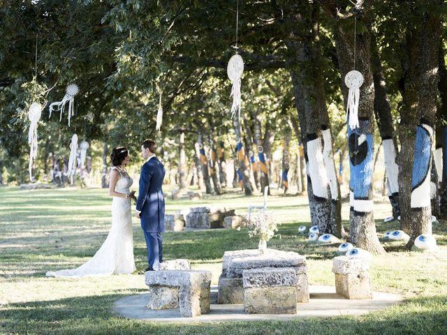 La boda de Álvaro y Elisa en León, León 41