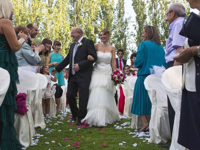 La boda de Jorge y Inma en Zaragoza, Zaragoza 24