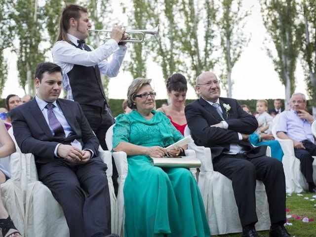 La boda de Jorge y Inma en Zaragoza, Zaragoza 31