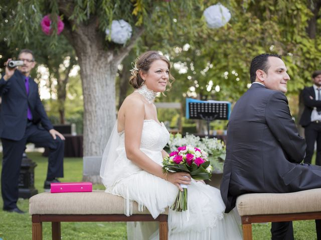 La boda de Jorge y Inma en Zaragoza, Zaragoza 32