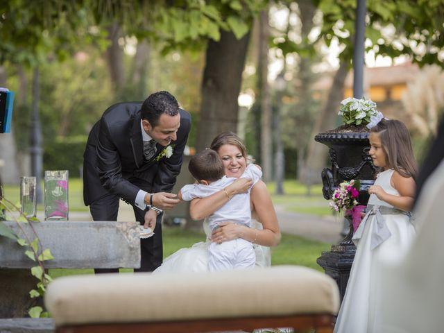 La boda de Jorge y Inma en Zaragoza, Zaragoza 36