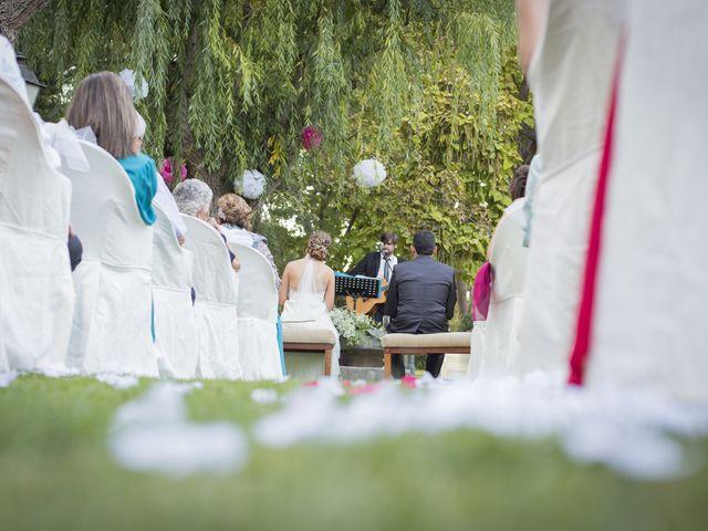 La boda de Jorge y Inma en Zaragoza, Zaragoza 39