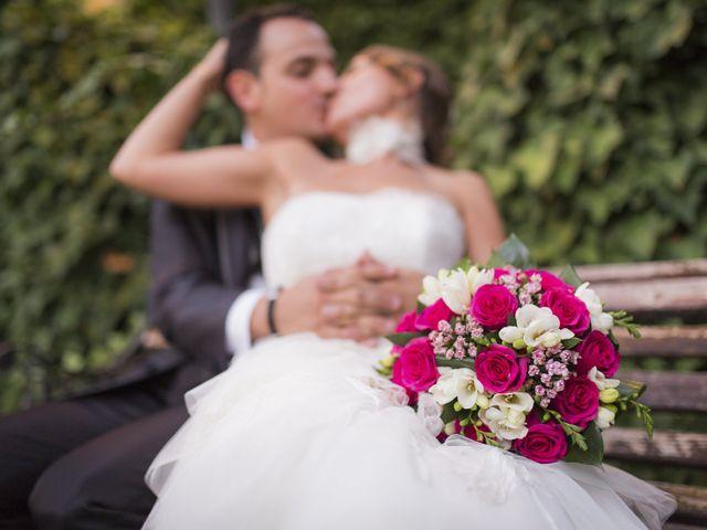 La boda de Jorge y Inma en Zaragoza, Zaragoza 43