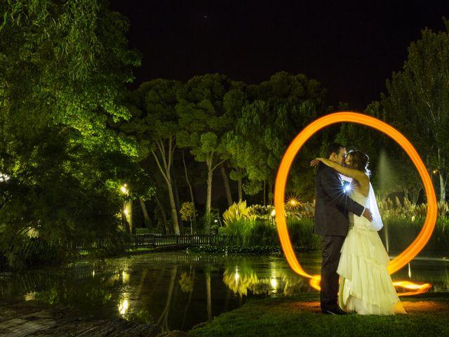 La boda de Inma y Jorge