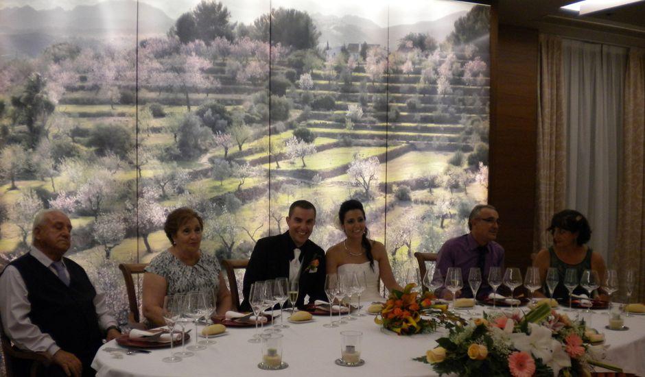 La boda de Mireya y Fran en El Verger, Alicante