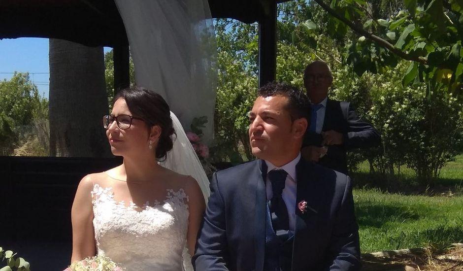 La boda de Juanma y Rocio en L' Aldea, Tarragona