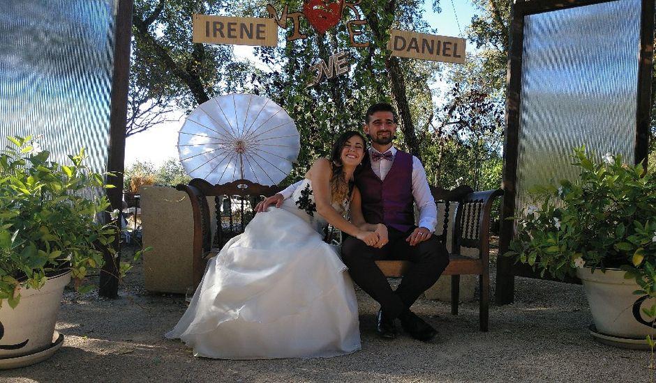 La boda de Daniel y Irene en Chinchon, Madrid