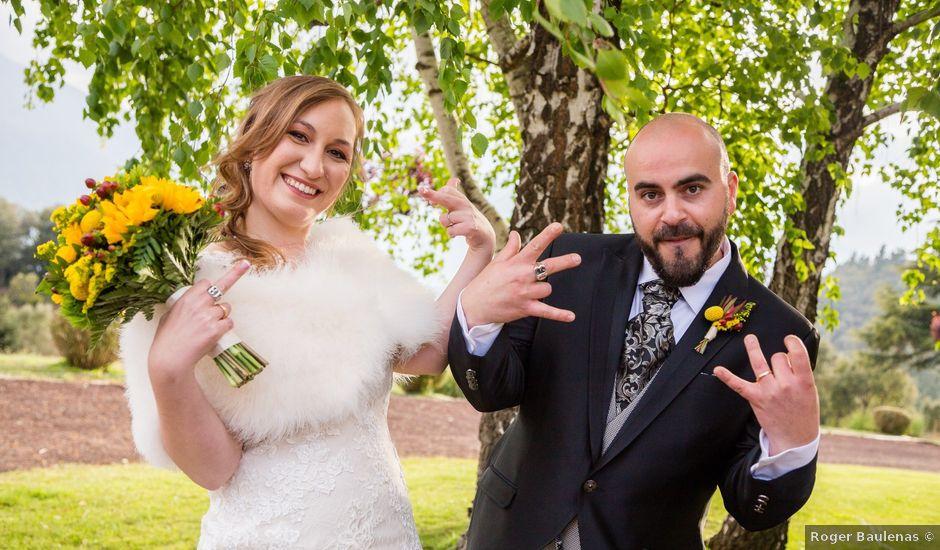 La boda de Toni y Mariona en Montseny, Barcelona