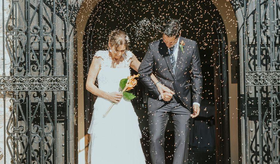 La boda de Alejandro y Yesica en Granada, Granada