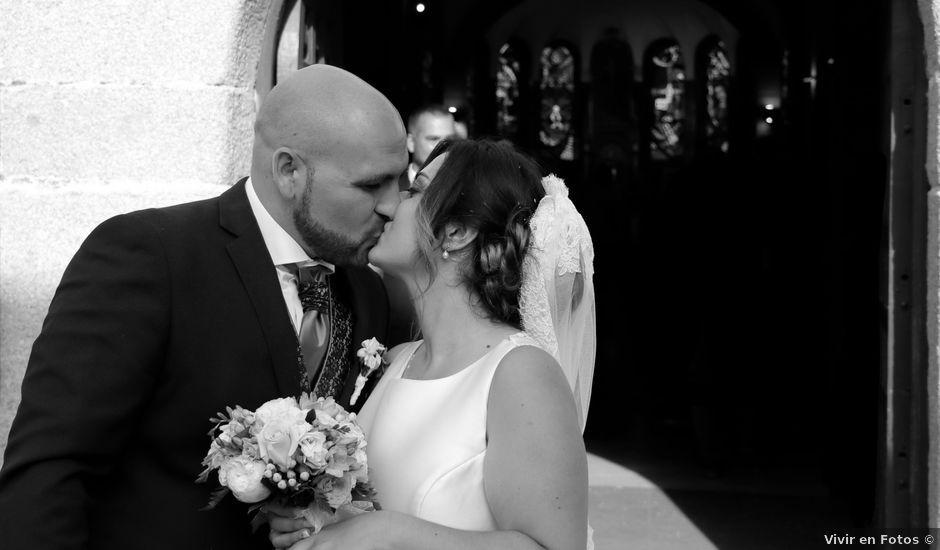 La boda de Álex y Miriam en Collado Villalba, Madrid
