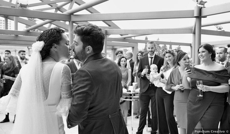 La boda de Belén y Alejandro en Murcia, Murcia