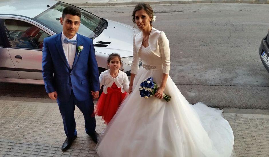 La boda de Ismael y Maria en Riba-roja De Túria, Valencia