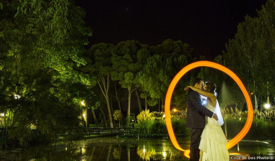 La boda de Jorge y Inma en Zaragoza, Zaragoza
