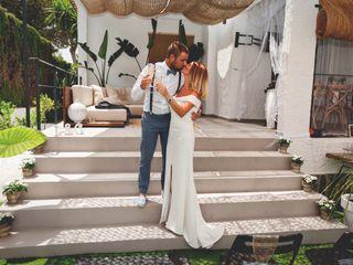 La boda de Lourdes y Guillem