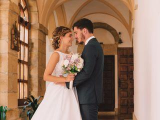 La boda de Maria y Marco