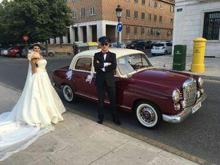 La boda de Esther y Alberto 1
