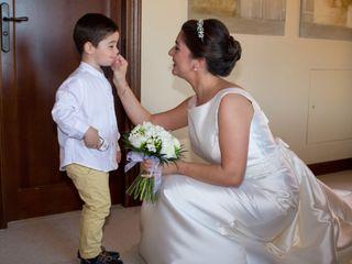 La boda de Irene Tobajas y Martín Muñoz 1