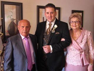 La boda de Miguel Angel y Rocío 2