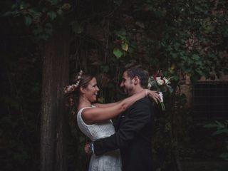 La boda de Elena y Enric