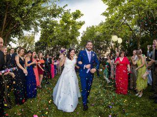 La boda de Ana y Wilson