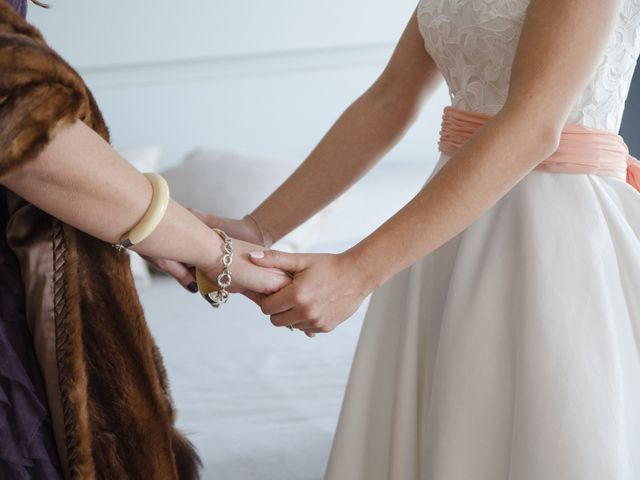 La boda de Boudy y Cristina en Alacant/alicante, Alicante 12