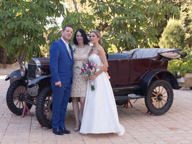 La boda de Boudy y Cristina en Alacant/alicante, Alicante 15