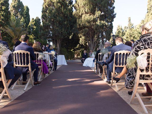 La boda de Boudy y Cristina en Alacant/alicante, Alicante 16