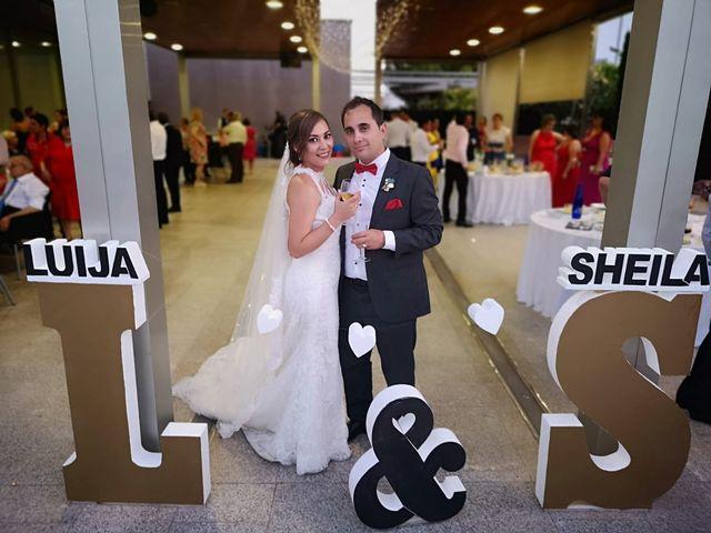 La boda de Sheila y Luis Javier