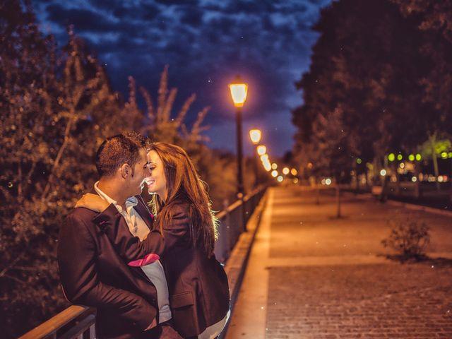 La boda de Oscar y Jessica en Talavera De La Reina, Toledo 12