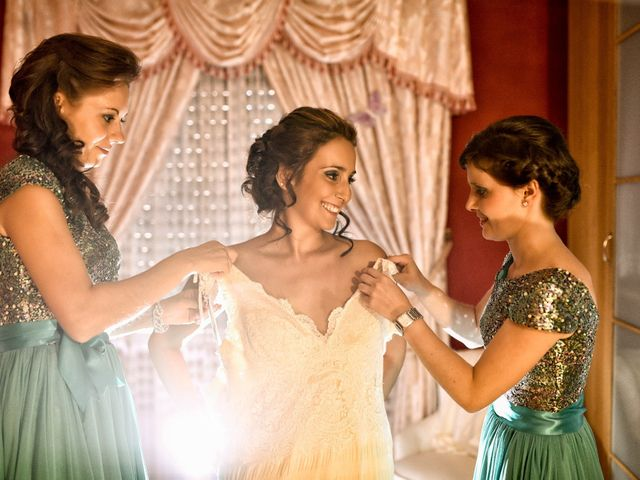 La boda de Oscar y Jessica en Talavera De La Reina, Toledo 28