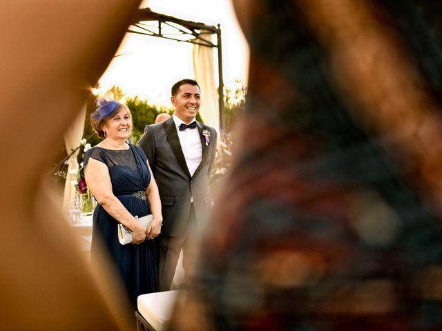 La boda de Oscar y Jessica en Talavera De La Reina, Toledo 40