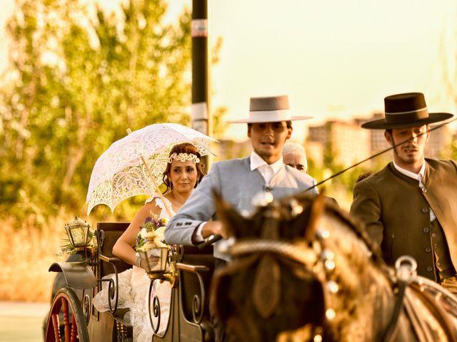 La boda de Oscar y Jessica en Talavera De La Reina, Toledo 41