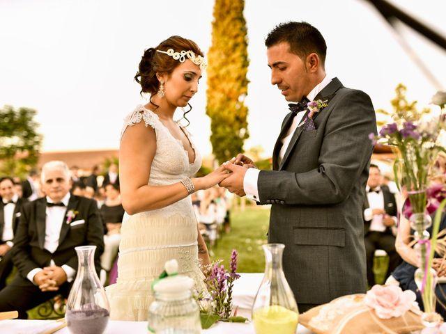 La boda de Oscar y Jessica en Talavera De La Reina, Toledo 45