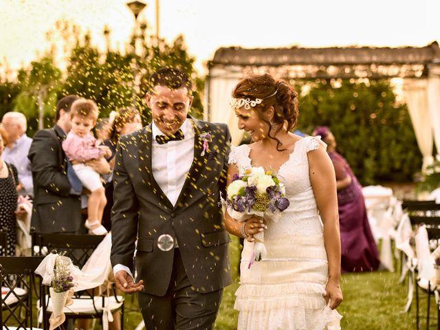 La boda de Jessica y Oscar