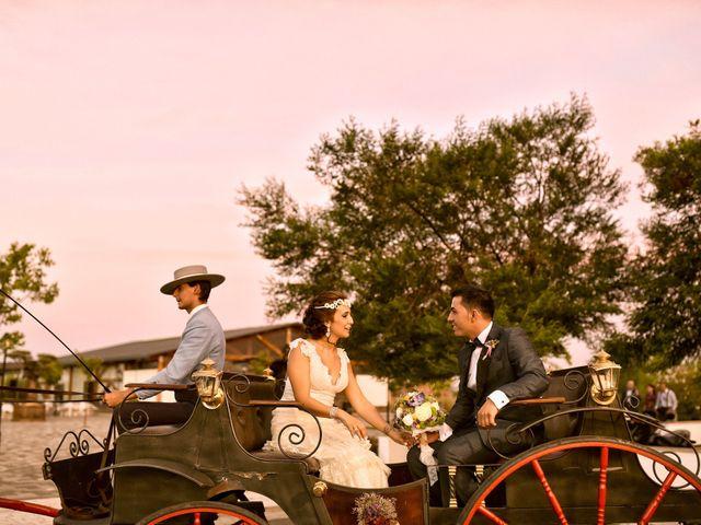 La boda de Oscar y Jessica en Talavera De La Reina, Toledo 47