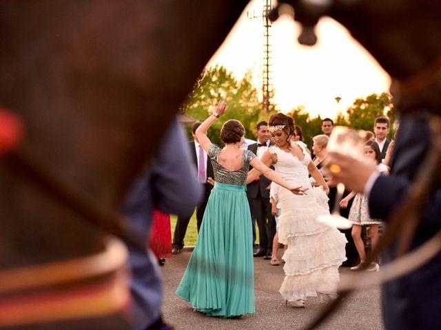 La boda de Oscar y Jessica en Talavera De La Reina, Toledo 50