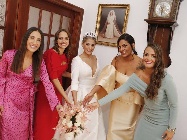 La boda de Juanma y Elena en Santiponce, Sevilla 9
