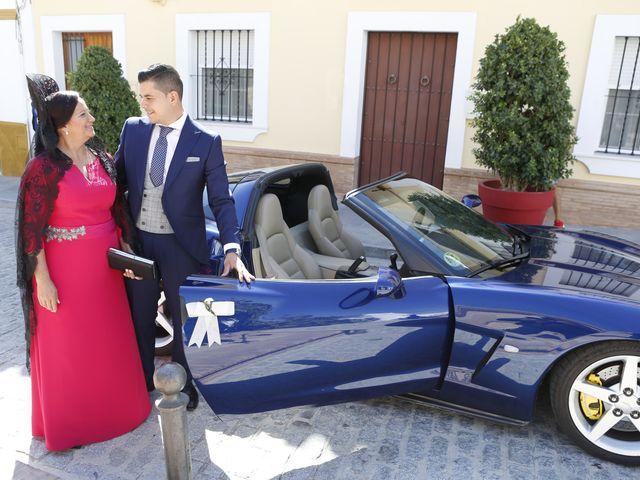 La boda de Juanma y Elena en Santiponce, Sevilla 10