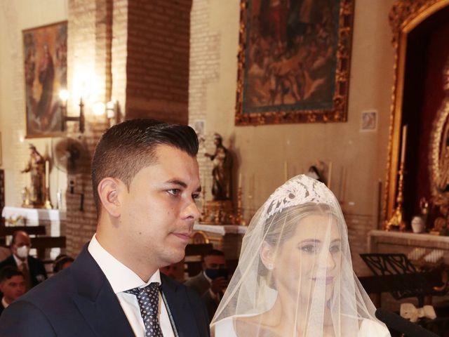 La boda de Juanma y Elena en Santiponce, Sevilla 12