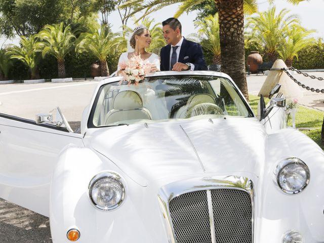 La boda de Juanma y Elena en Santiponce, Sevilla 16