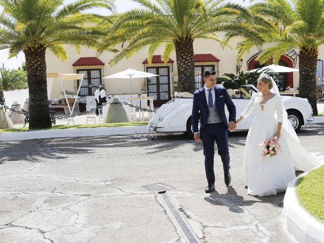 La boda de Juanma y Elena en Santiponce, Sevilla 17
